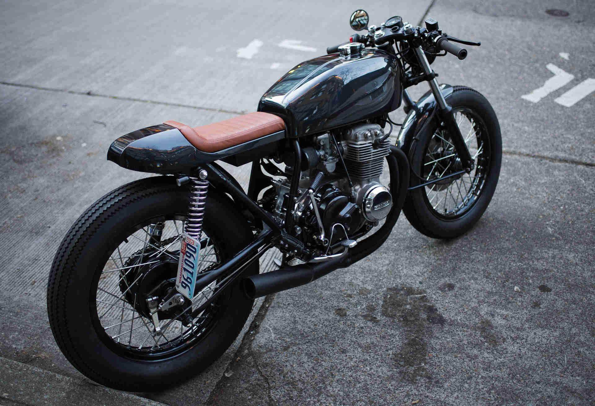 Bei einem wertvollem Motorrad wie diesem sollte ein Sachverständiger in Bottrop unbedingt ein Wertgutachten durchführen.