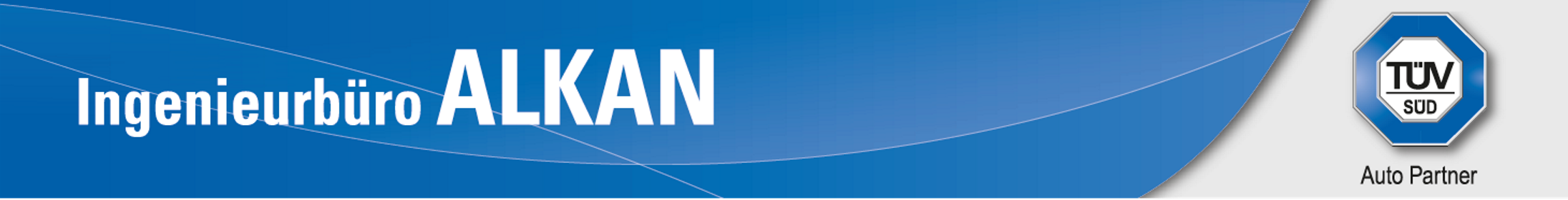 Ingenieurbüro Alkan Logo